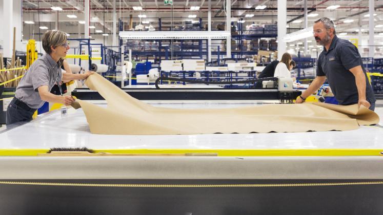 Travailler chez Bombardier, c'est plus que la simple occupation d'un poste.