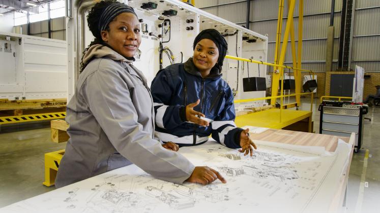 Travailler chez Bombardier, c'est plus que la simple occupation d'un poste