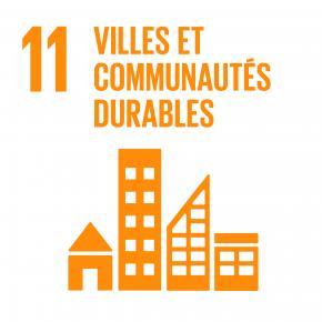 Objectif 11 : Villes et communautés durables