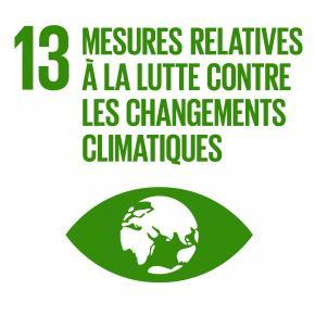 Objectif 13 : Mesures relatives à la lutte contre les changements climatiques