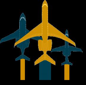 Livraisons d'avions